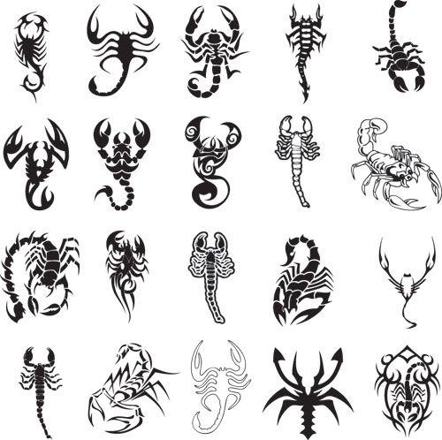 """Über 1.000 Ideen zu """"Skorpion Tattoo auf Pinterest""""   Tattoos und ..."""