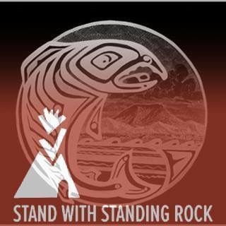 Salmon People Stand with Standing Rock Sioux Tribe