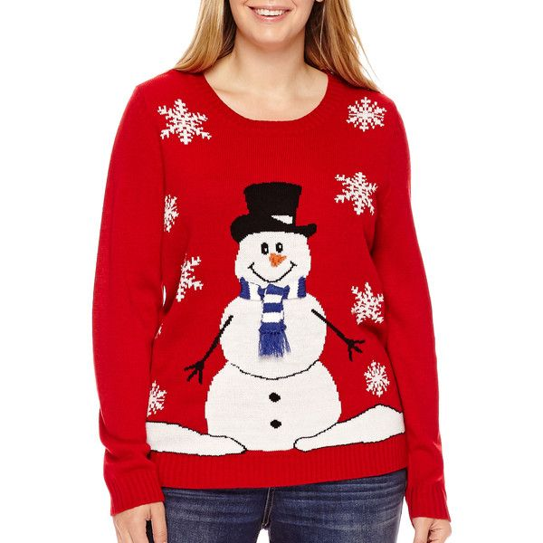 Best 25+ Plus size christmas sweaters ideas only on Pinterest ...