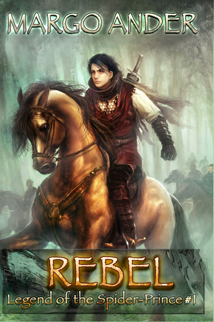 Legend Of The Spiderprince: Rebel Book Tour, Plus Autographed Poster And  $25