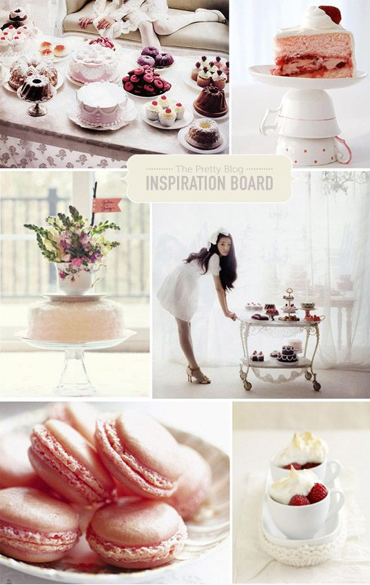 High Tea inspiration van The Pretty Blog: http://www.theprettyblog.com/2011/02/tea-please-inspiration/
