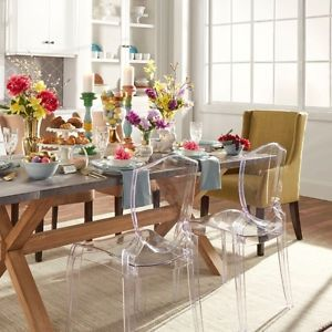Clear-Dining-Chair-Set-Of-2-Modern-Ghost-Accent-Kitchen-Room-Polycarbonate-Seats
