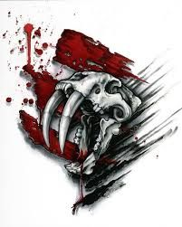 Image result for trash polka tattoos