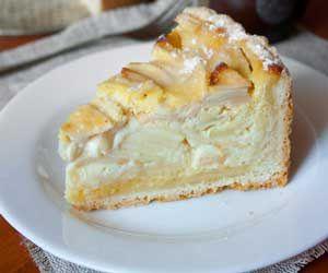 (1) Gallery.ru / Яблочный пирог — самые популярные рецепты. - Время обедать и... ужинать - Samaro4ka