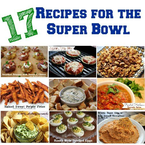 The Best Super Bowl Etizer Recipes Football Tailgate And Meals