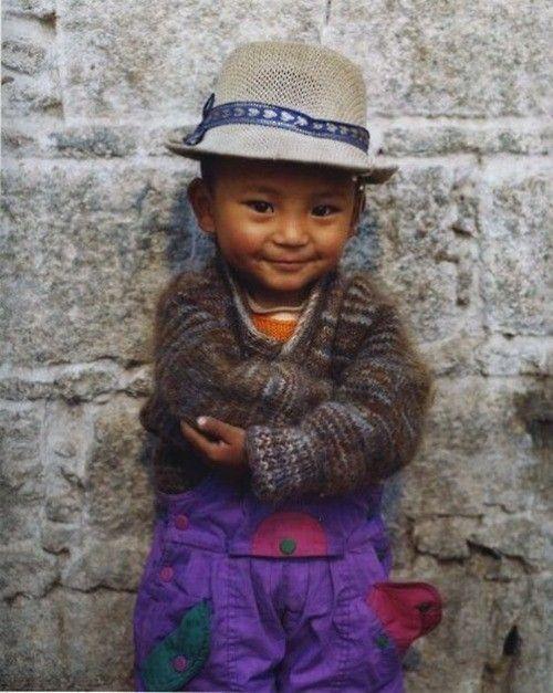 Precious children of the world...