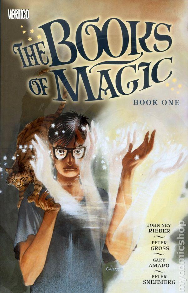 Books Of Magic TPB 2017 DC Vertigo Deluxe Edition By John Rieber 1