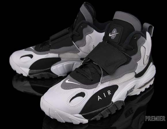 Nike Air Max Speed Turf - 'Raiders'. I would buy these today if I could find them.