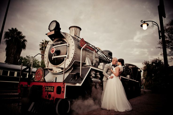 Train Weddings! Romantic and exclusive