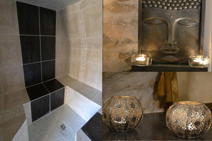 La Suite prestige « Soleil Eau & spa », Ode à l'amour, vous permettra de profiter en toute intimité de votre spa-jaccuzzi et hammam privatif : chambre+spa   Le Soleilo - Chambres d'hôtes de charme dans les Gorges du tarn  www.lesoleilo.com