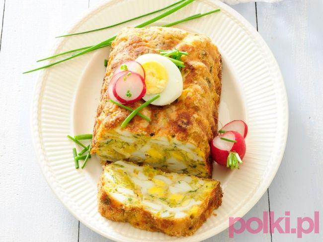 pasztet jajeczny przepis, przepis na pasztet z jajek, wegetariański pasztet, pasztet bez mięsa, pasztet jarski