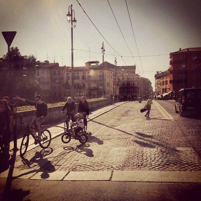 Gente in bicicletta #Parma | Flickr - Photo Sharing!