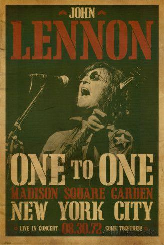 John Lennon Pôsters na AllPosters.com.br