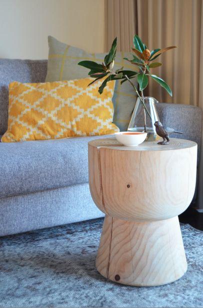 Mark Tuckey Eggcup stool