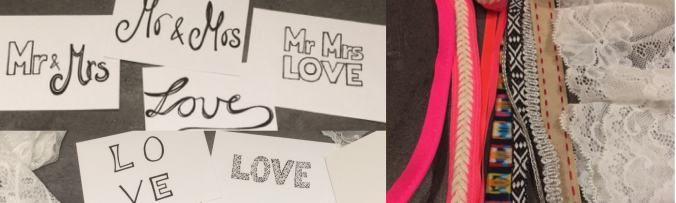 Wie bastelt man eine Hochzeitskarte? Kreative Hochzeitskarten mit Spitze selber basteln und schöne Glückwunschkarten zur Hochzeit gestalten. Eine schöne Hochzeitskarte selber machen und individuell auf das Brautpaar, Hochzeitsdekoration, Hochzeitsfeier und Brautstrauß anpassen. Geht´s zu einer Hippie Hochzeit? Dann bastelt eine Hippie Hochzeitskarte: Verwendet bunte Bänder über der Spitze und kreiert eine einzigartige Glückwunschkarte zur Hochzeit :) Hier geht´s zur Bastelanleitung von…