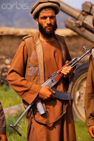 Islamic Jihad Rebel Fighter. Afghanistan