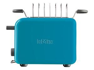 Beautiful blue toaster from Kenwood