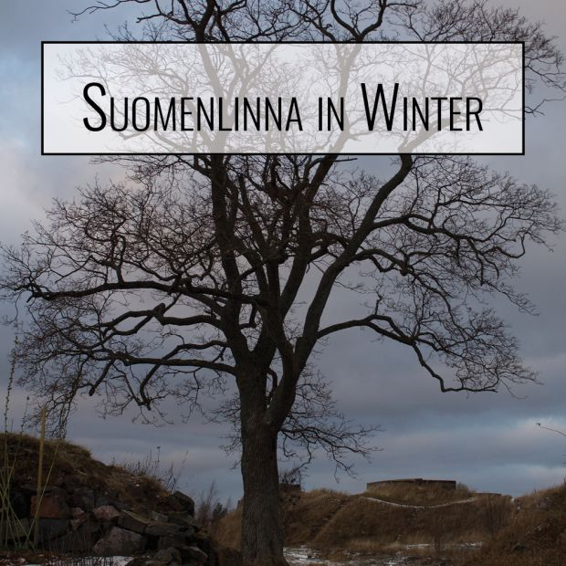 Suomenlinna in Winter-