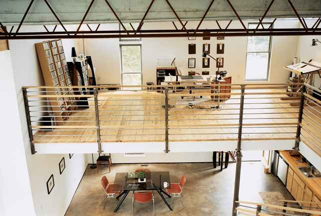 Dining Room, Studios Spaces, The Loft, Loft Offices, Open Spaces, Graphics Projects, Loft Spaces, House, Home Offices