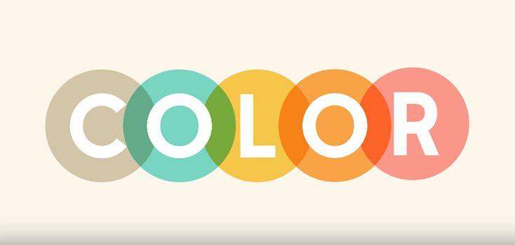 Une vidéo artistique pour tout savoir sur l'importance des couleurs en #design http://creapills.com/video-couleurs-design-20170421?utm_campaign=crowdfire&utm_content=crowdfire&utm_medium=social&utm_source=pinterest #communication