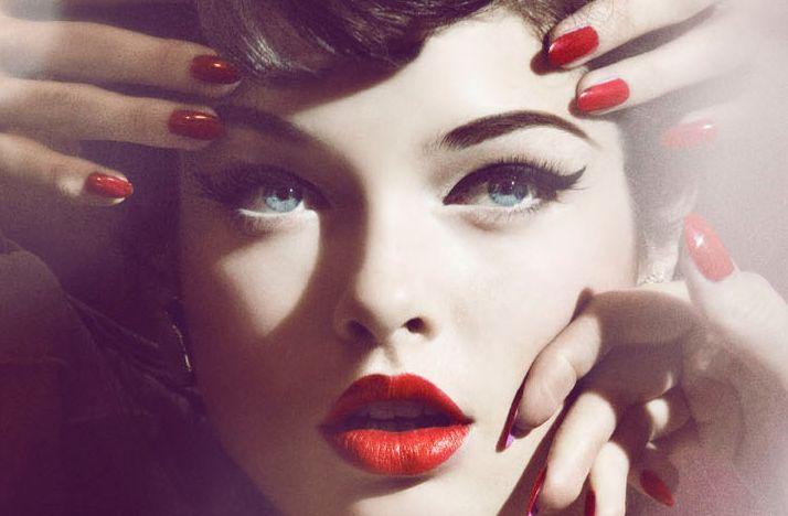 jaren 50 make up - Google zoeken