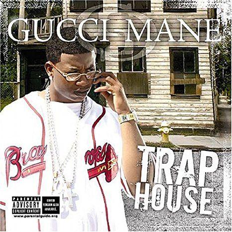 Gucci Mane : Trap House CD