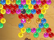 Free Online Puzzle Games, Uncover the treasures of the deep as you complete this pirate themed match 3 bubble game!  In Big Bang Bubbles you will have to shoot quickly and aim accurately if you want to have a chance of clearing the board of bubbles!  See how much treasure you can uncover before your board is overrun with bubbles!, #bubbles #bubble shooter