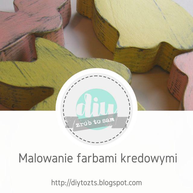 ProjectGallias:#projectgallias DIY: Malowanie farbami kredowymi, Painting with chalk paints