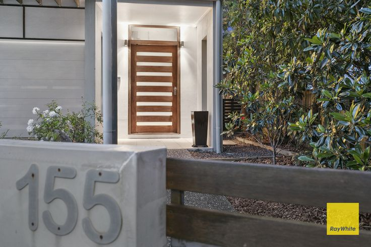 155 Kingsley Tce, Manly -Front Gate