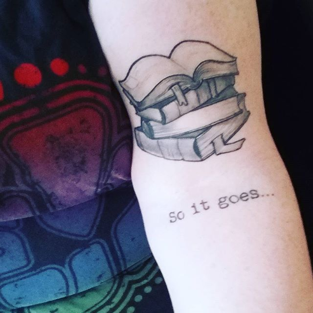 1000+ Ideas About Book Tattoo On Pinterest
