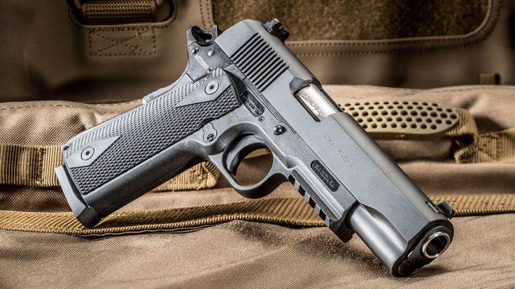 American Rifleman | Tested: EAA Witness Elite 1911 Polymer Pistol