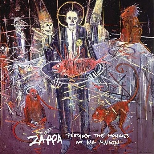 Frank Zappa - Feeding The Monkies At Ma Maison [Cd]