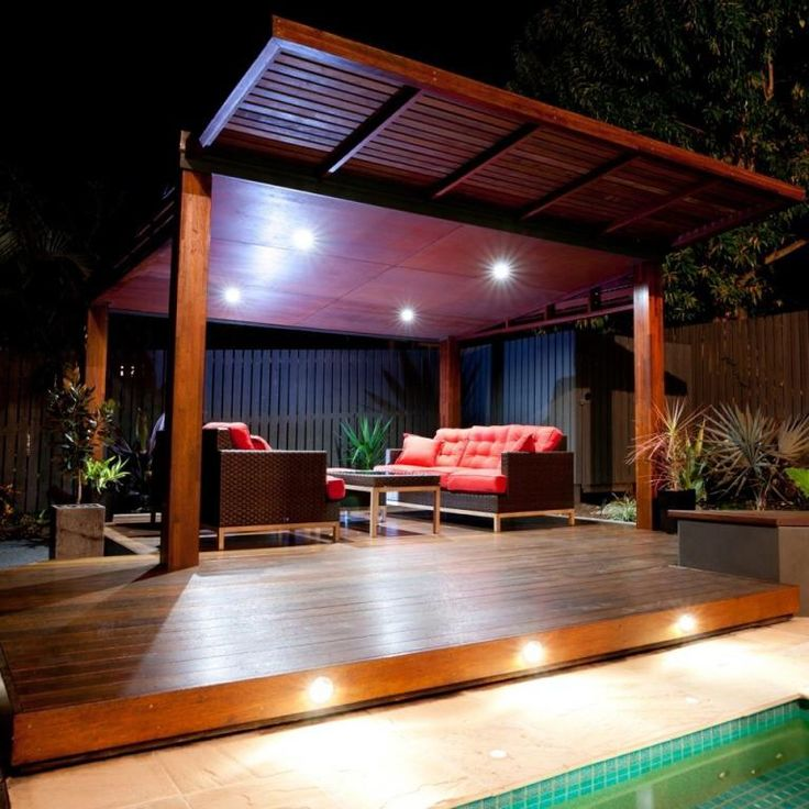 Extending The Joys Of Outdoor Living Archadeck Style: 38 Best Pool Pergola Images On Pinterest