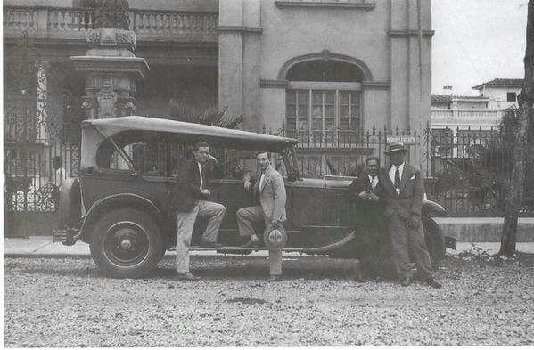 Cali, 1920