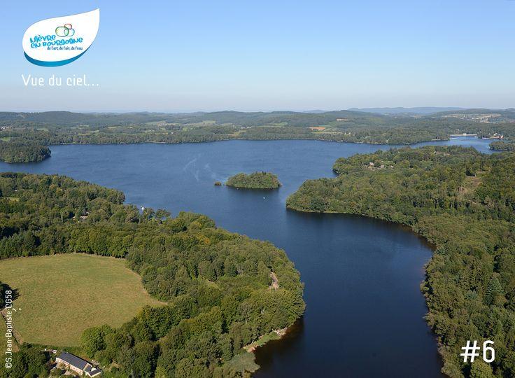 Episode 6 : le lac des Settons, un des 6 grands lacs du #Morvan.