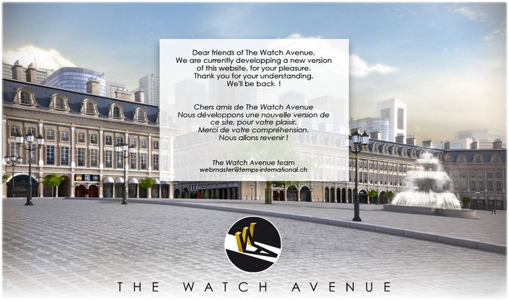 The Watch Avenue - Official Website