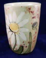 Vintage Daisy Ware Daisyware Australian Pottery Mug Tumbler
