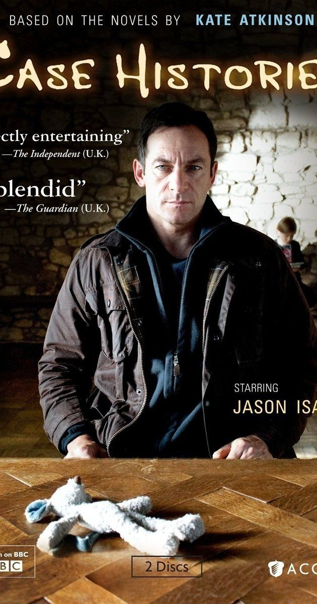 With Jason Isaacs, Amanda Abbington, Zawe Ashton, Millie Innes. Former soldier and policeman, Jackson Brodie, becomes a private investigator.