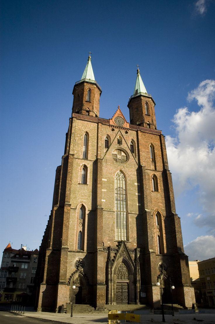 La Cathédrale de Legnica. (Photo: Wiesław_Jurewicz)