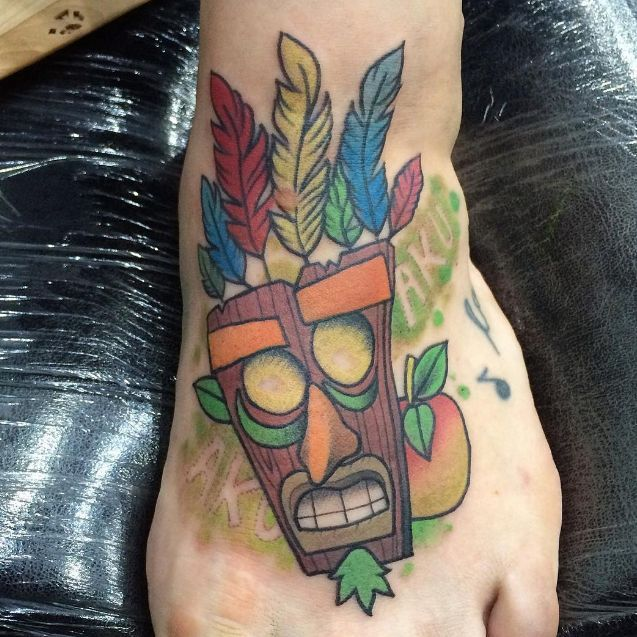 1100 best images about tattoos on pinterest peonies for Aku aku tattoo