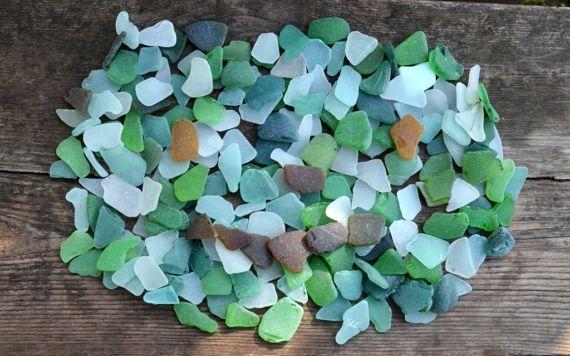 Small Sea Glass Set Beach Glass Craft Supplies Seaglass Bulk Art Supplies Assorted Sea Glass Sea Glass for Crafting Small Sea Glass for sale