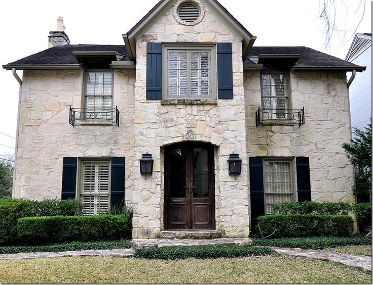 Stone House Homes Pinterest