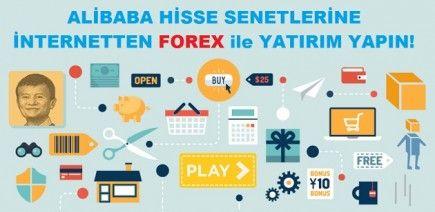 Alibaba Hisse Senetleri İnternet Üzerinden Yatırım! #Alibaba #Forex