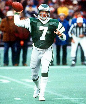 Ron Jaworski, former NFL quarterback Eagles