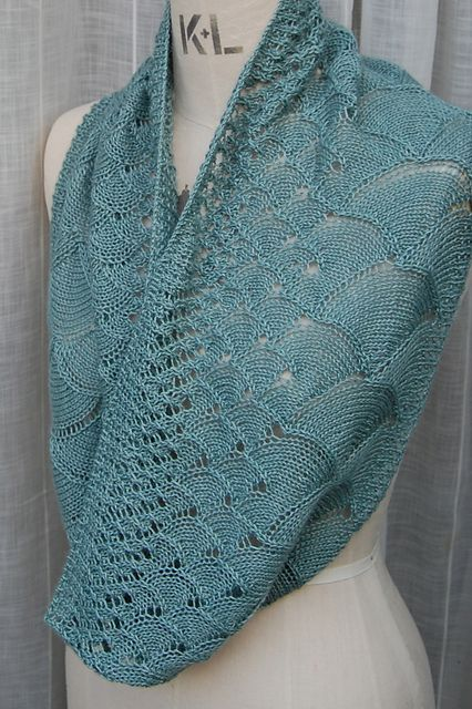 Ravelry: Song of the Sea pattern by Louise Zass-Bangham