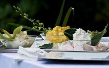 Idee per il menù di un matrimonio vegano. Segui tutte le news sulla nostra pagina Facebook: http://www.facebook.com/NuovaPasticceriaSrl/posts/153837821424038