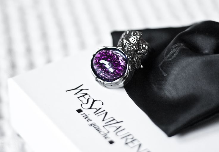 www.therez.se - Best buy in Barcelona! A lovely ring from Yves Saint Laurent