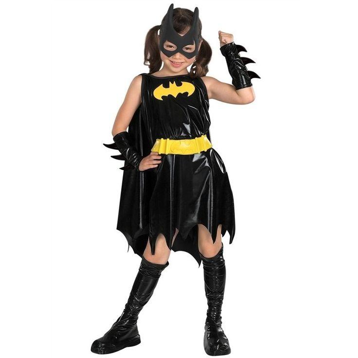 Batgirl kostyme til barn | Festmagasinet Standard
