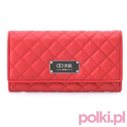 Pikowany portfel, Ochnik #polkipl