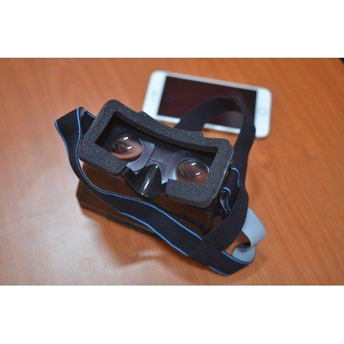 VIRTUAL REALITY 3D GLASS!! PRICE: ONLY RM75.00!! RM75.00!!  Product Code: NC005A Availability: IN STOCK Description Main Features: Creative Xiaozhai 3D glasses for 4.7 - 6 inches universal smart mobile phones Exclusive private three - dimensional cinema Simple operation you can use it during your travel leisure and homes Wearing the headband adjust the tightness watch 3D stereoscopic video or experience 3D dynamic games now No need for adjusting the glasses. It can adjust by itself Magnetic…